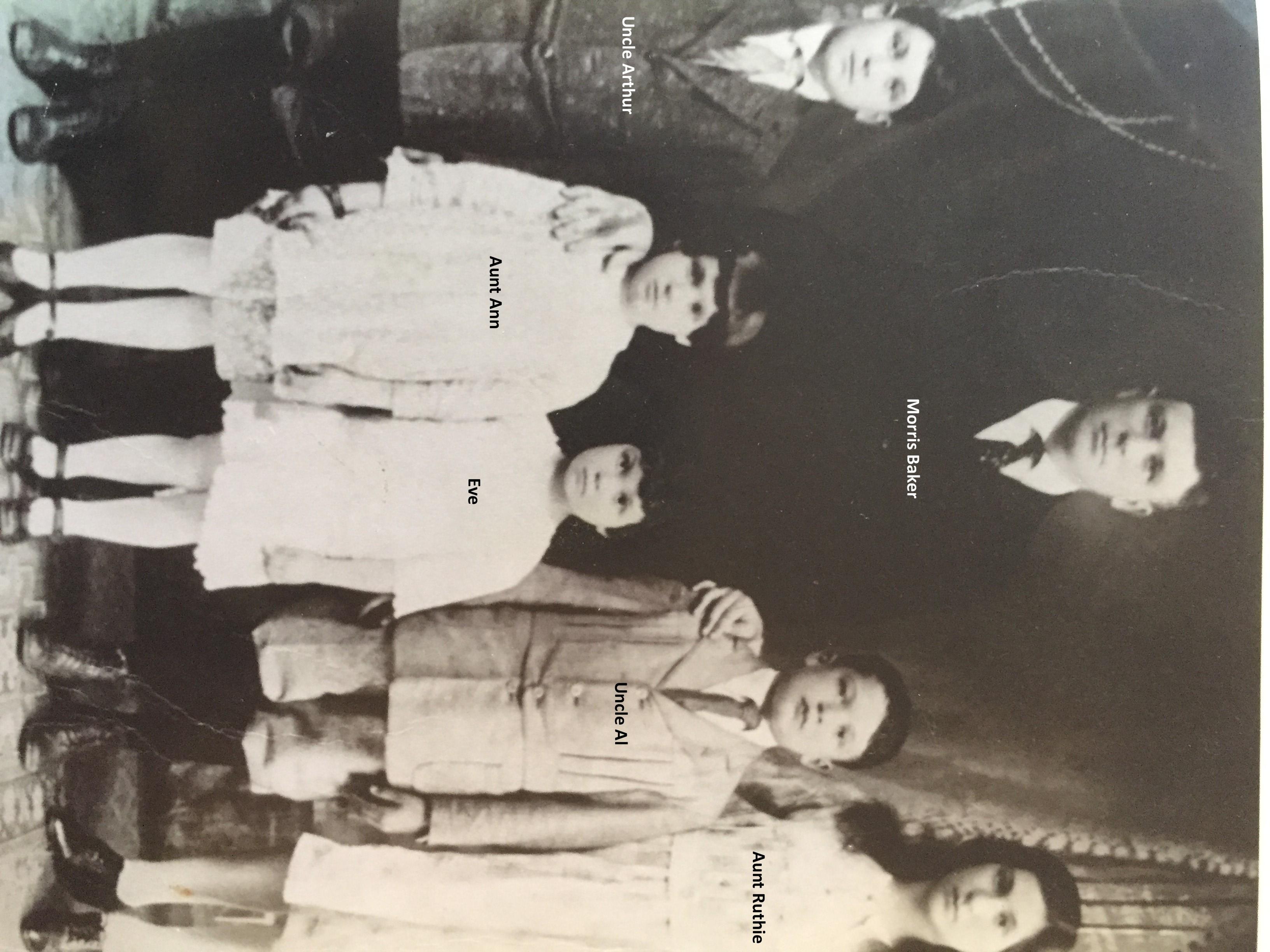 Morris Baker and Kids