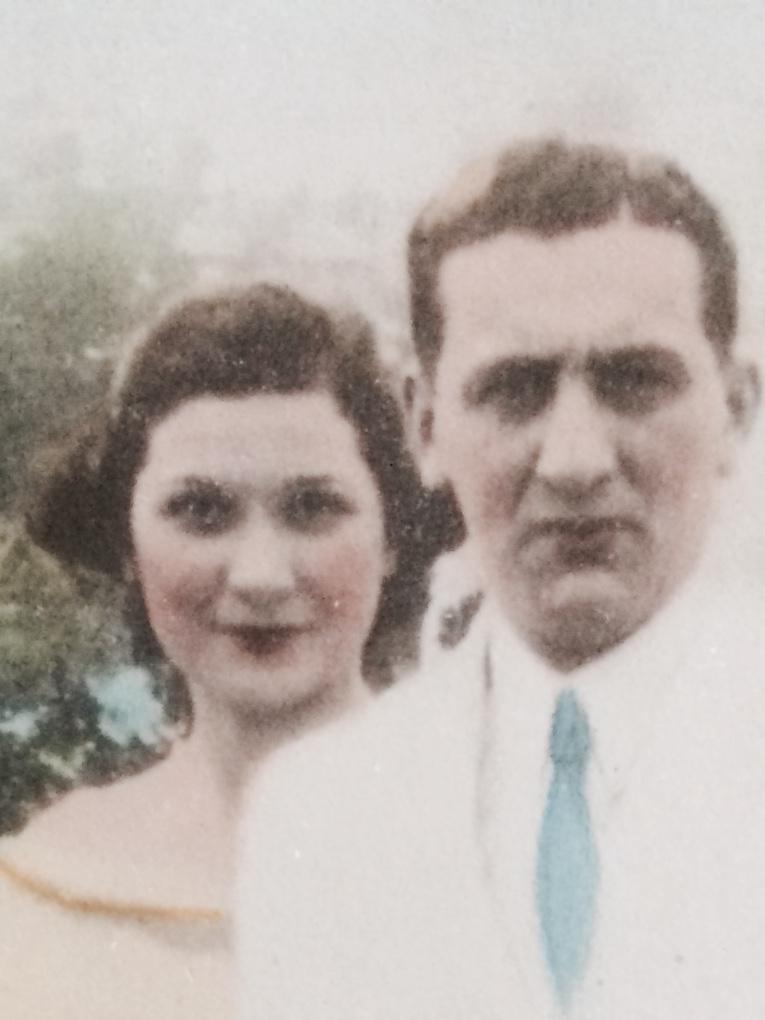 Eve and Joe Barron